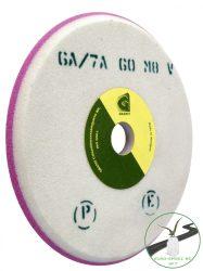 Gránit vékony profilozott köszörűkorongok fűrészélezésre 200x12x32  6A/7A 60 N