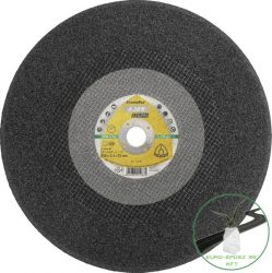 Klingspor A 24 R Nagyméretű vágókorongok, 400 x 4,5 x 32 mm egyenes