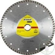 Klingspor DT 300 UT Gyémánt vágókorongok, 100 x 1,9 x 22,23 mm 1,9 x 7 mm, Folyamatos turbó vágóél
