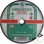 Gránit Graniflex Plussz (Kő) vágókorong 115x3,2x22,23