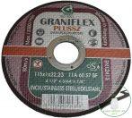 Gránit Graniflex Plussz Inox vágókorong 115x3,2x22,23