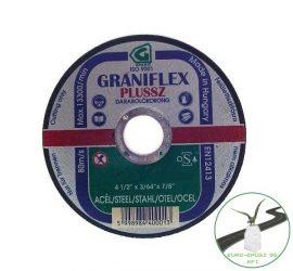Gránit Graniflex Plussz vágókorong 180x2,5x22,23