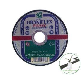 Gránit Graniflex Plussz vágókorong 180x3,2x22,23