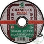 Gránit Graniflex Plussz Inox vágókorong 180x3,2x22,23