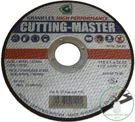 Gránit Cutting-Master 115x1,6x22,23