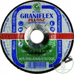 Graniflex Plussz 125x6,0x22,23