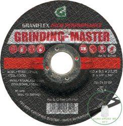 Graniflex Grindig-Master Inox 125x6,5x22,2
