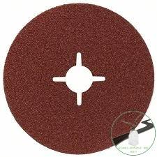Granit fíber 125x22  P80