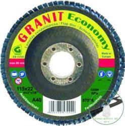 Gránit Economy 115x22,23 A60