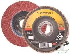 3M 947D Cubitron II. Lamellás tárcsa 125x22 mm 120+ kúpos