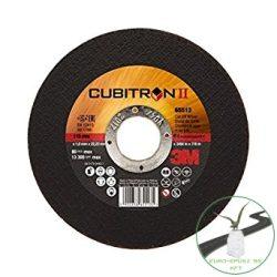 3M Cubitron II. vágókorong 125x1x22 mm