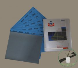 Matador vízálló csiszolópapír 230x280 A4 P2000