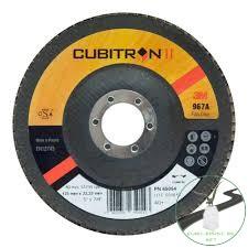 3M 967A Cubitron II. Lamellás tárcsa 180x22 mm 40+ egyenes