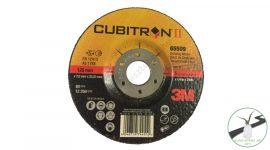 3M Cubitron II. tisztítókorong 125x7x22 mm