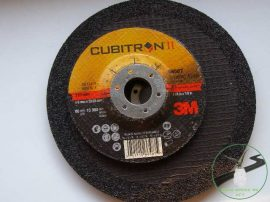 3M Cubitron II. tisztító és vágó korong 230x4,2x22 mm