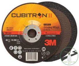 3M Cubitron II. tisztítókorong 180x7x22 mm