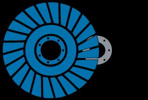 Csiszolótárcsawebshop logó